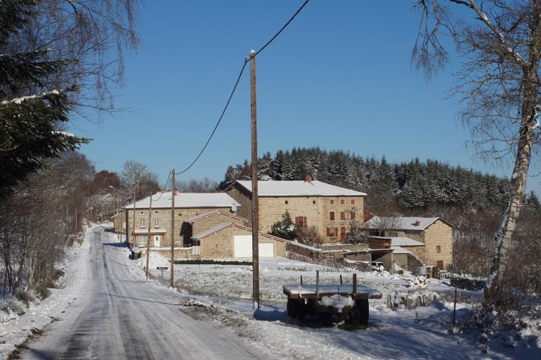 4 hameau de Montagneux