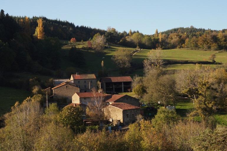 8 hameau de Reymondan