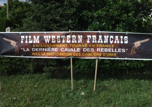 Un western tourné dans la Loire, à Thinereilles le 6 juillet
